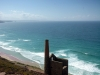 Wheal Coates with handglider