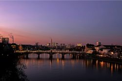 2017 – Basel Sunset – Ian – 3rd Open
