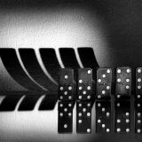 Mono-Third-Bruce Hobbs-Staged Dominos