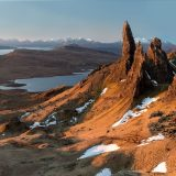 Open – Second – Dawn at Old Man of Storr – Andy Cox,